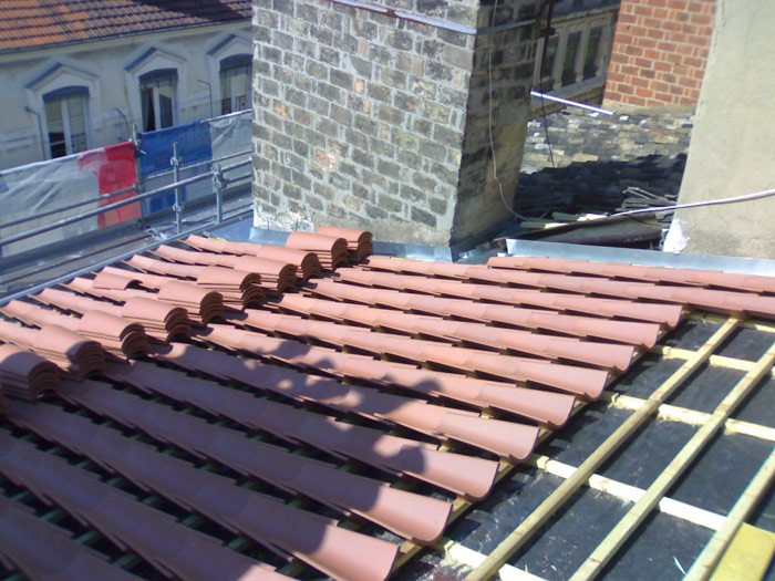 renovation toiture couverture lyon modification charpente lyon rhone alpes 69